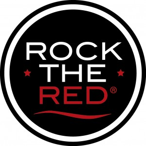 Rock the Red Logo