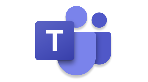 Microsoft Teams Logo - Purple people icons with square and white letter T inside