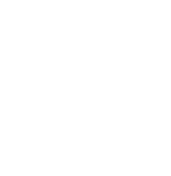 Migrate Icon - White cloud with arrows going in and out of bottom